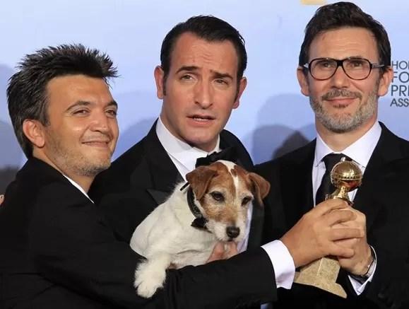 Se retira el perro más famoso del Hollywood
