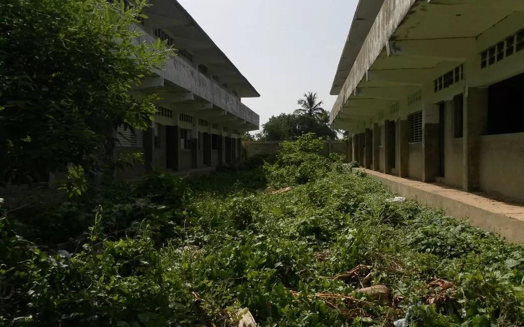Demandan terminación liceo TV Centro en Comedero abajo porque reciben docencia debajo de un árbol
