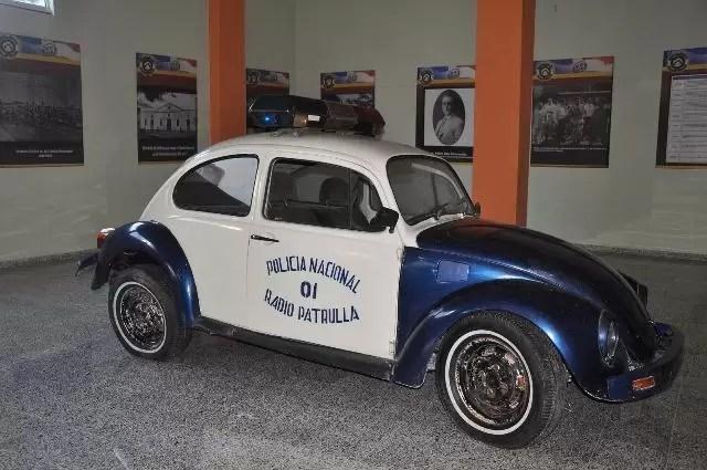 Abren al público las puertas del Museo Policial Dominicano