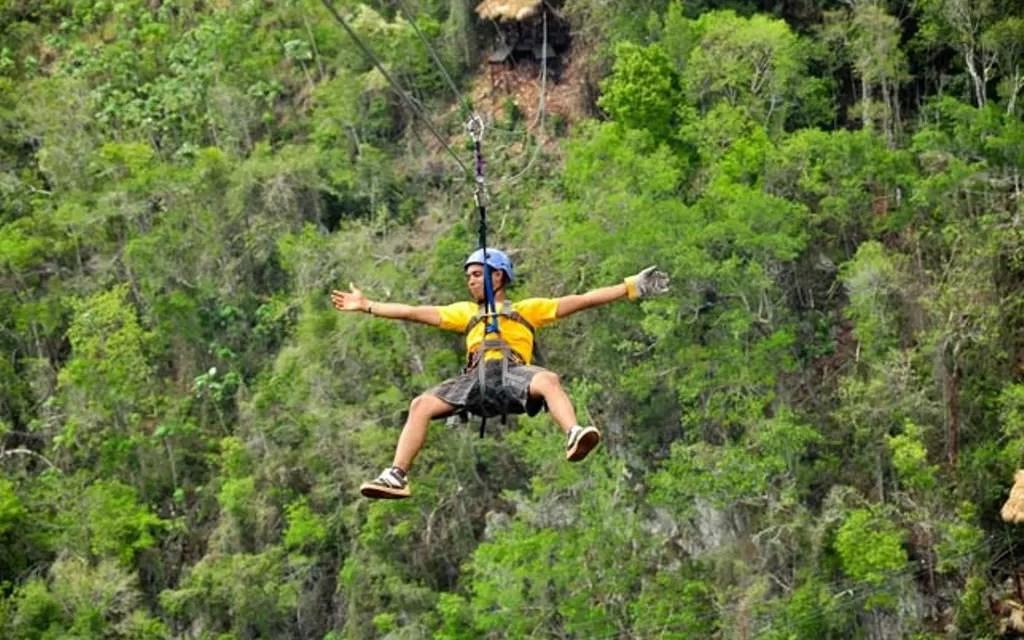Nuevo parque de aventura extrema y ecológica en Samaná