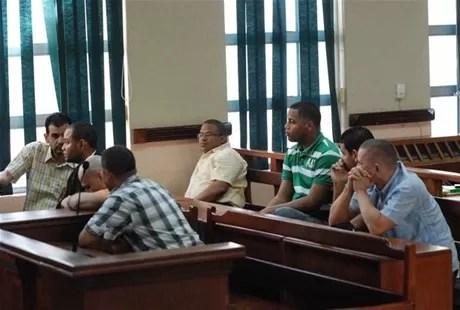 Sicarios fueron condenados a 30, 20 y 15 años de prisión