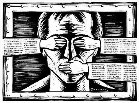 Monopolizar la información. ¿Es admisible en pleno siglo XXI?