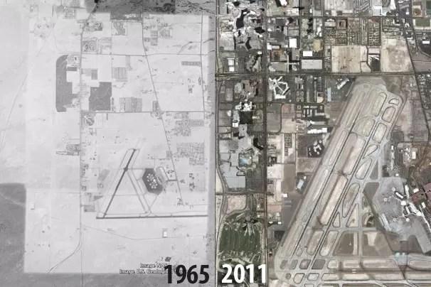 Viaja a través de la historia con Google Earth