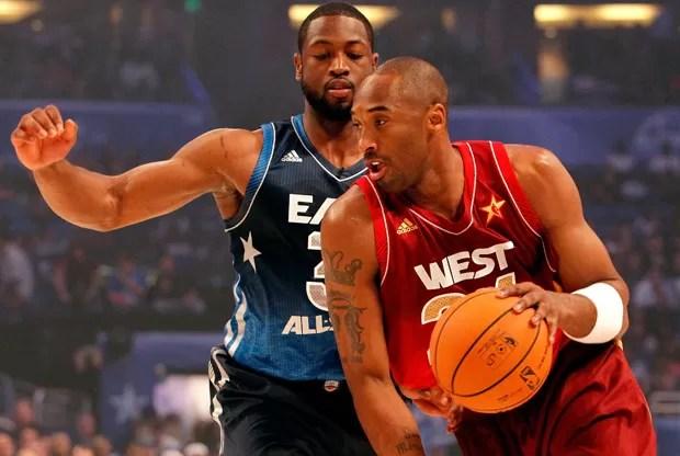 Kobe Bryant supera a Michael Jordan en el All-Star