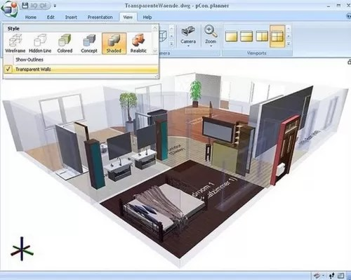 Dise o de interiores 3d gratis noticias for Diseno de interiores programa gratis