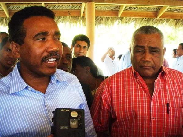 Escándalo corrupción en Haití involucra al senador  Félix Bautista