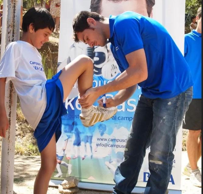 Iker Casillas dará Clínicas de Futbol República Dominicana el 11 de julio en Casa de España