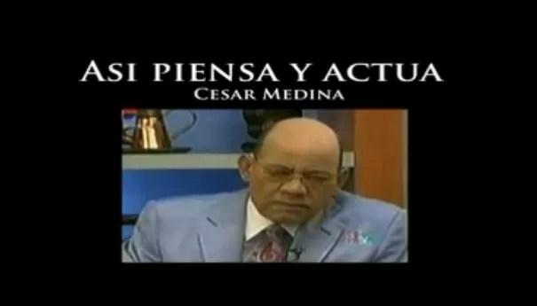Sigue la batalla de Juan Ramón Gómez Díaz vs Cesar Medina (video)
