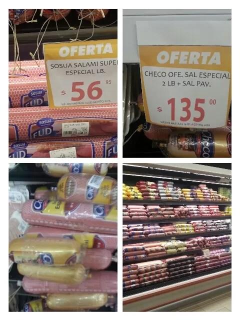 Productores y comerciantes confirman  que la venta de salami está en el suelo
