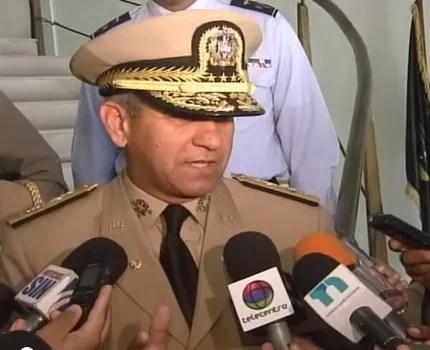 Ministro FFAA dice delincuencia disminuyó en un 50%