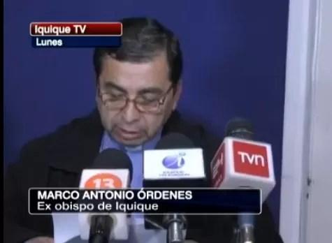 Iglesia chilena «estremecida» por renuncia de obispo en caso de abuso sexual