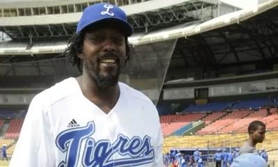 Vladimir Guerrero confirma abandonó  los Tigres del Licey