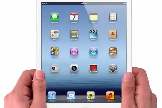 iPad Mini, no es atractiva para los australianos