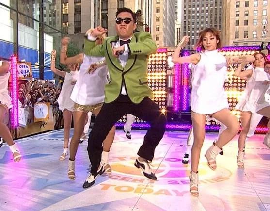 """Gangnam Style"" por marcar récord de 2.000 millones de visitas en YouTube"