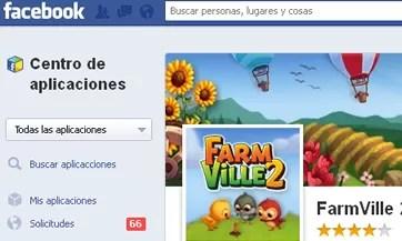 Farmville pierde privilegios en Facebook