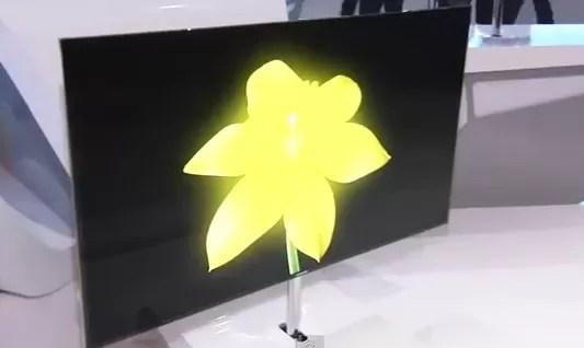 Samsung presenta TV OLED para ver dos programas en simultáneo