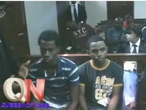 Someten a la justicia 3 hombres acusados de asesinar un Primer Teniente el 2008