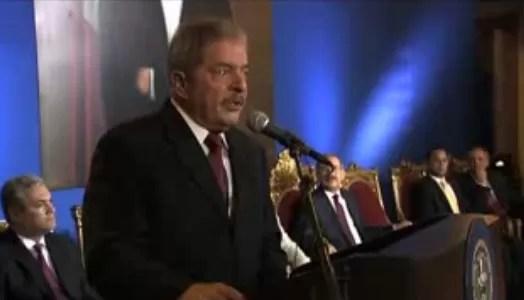 Ex presidente Lula Da Silva apoya protestas en Brasil