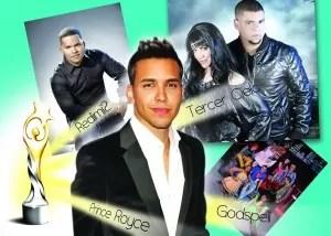 Prince Royce, Tercer Cielo y Redimi2 actuarán en Premios Soberano