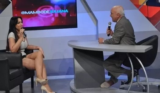 """Juliana: «Creo que al merengue hay que ponerle un acento nuevo"""""""