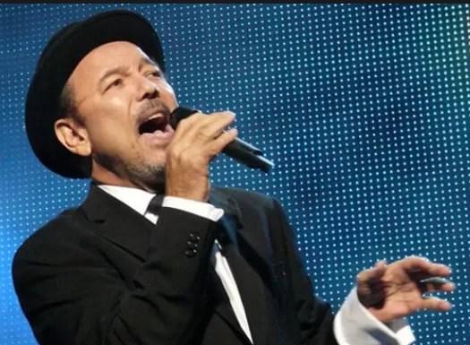 Rubén Blades con disco nuevo