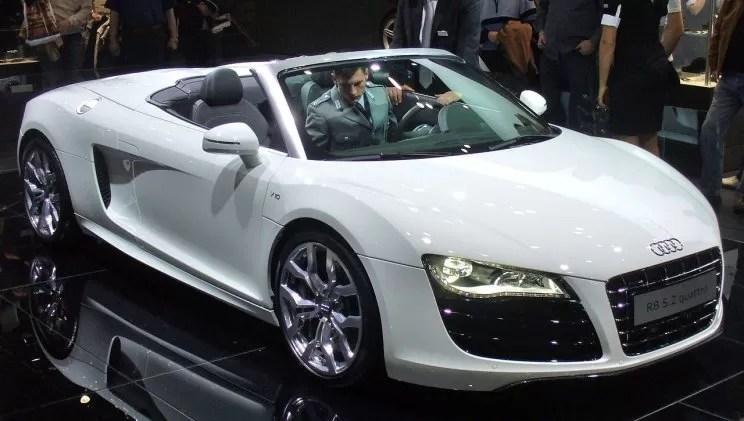 """La alemana Audi lanza la publicidad """"más rápida del mundo"""""""