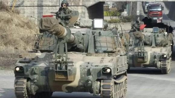 corea norte guerra