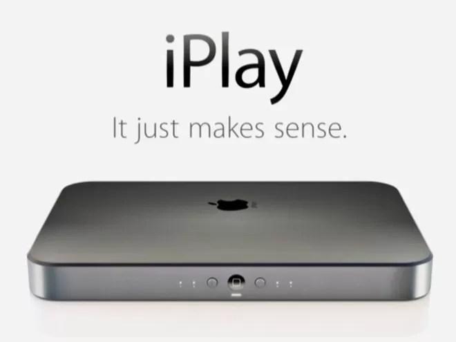 Iplay la nueva consola de Apple