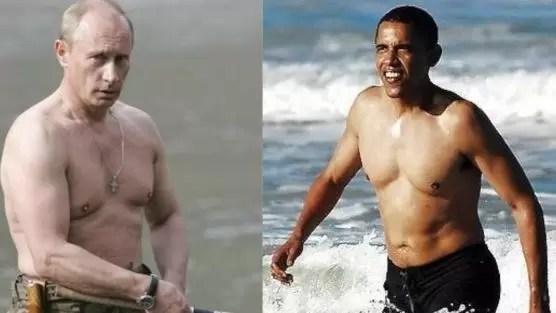 Al desnudo: cuánto ganan los Obama y los Putin