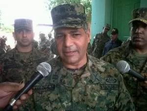 Ejército anuncia reforzamiento de la frontera
