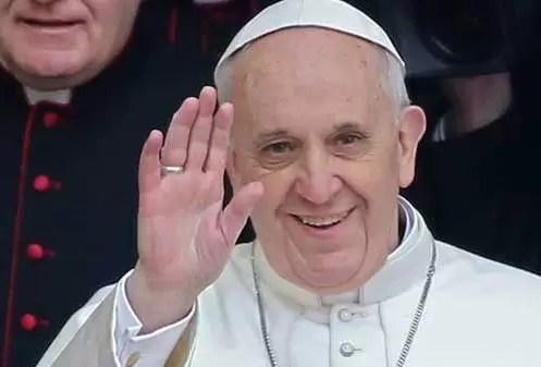 """El papa pide que el Mundial sea una """"fiesta de solidaridad entre los pueblos"""""""