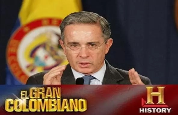 """Polémica en Colombia por elección de Uribe como el """"Gran Colombiano"""""""
