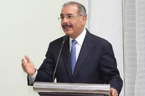 El Presidente Danilo Medina envía mensaje de felicitación a los padres