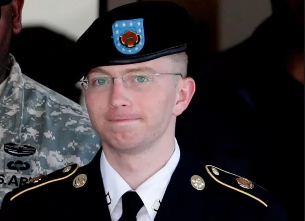 Bradley Manning: llámenme Chelsea, quiere ser mujer…