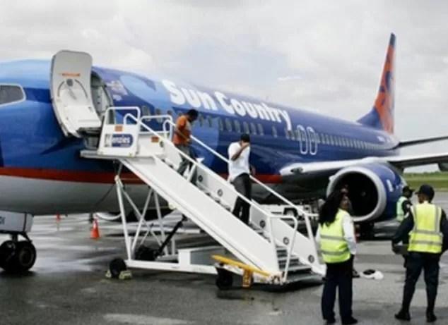 Image result for Dominicanos que llegaron deportados al pais