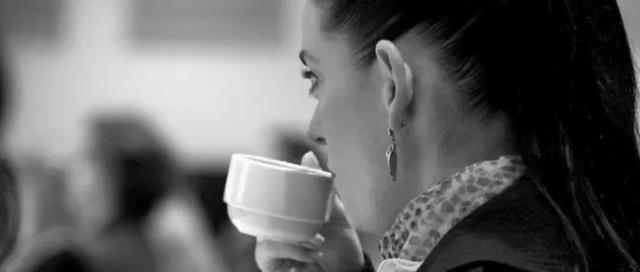 desayuno mujer