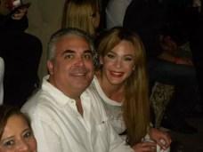 Roberto Cavada y Luz Garcia