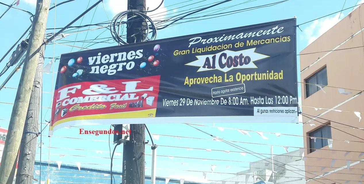 Viernes negro en República Dominicana, anuncian ofertas