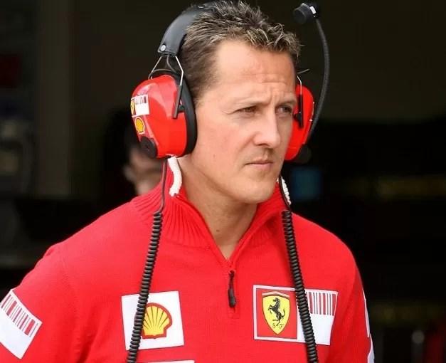 Aseguran que Schumacher pesa sólo 99 libras