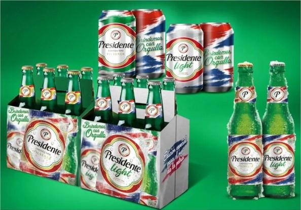 Presidente Cerveza