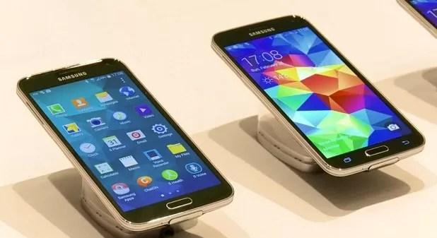 Los fabricantes de smartphones, estrellas de Barcelona con Samsung al frente
