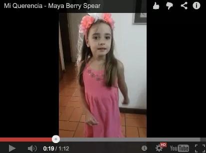 monica spears hija maya