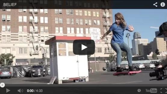 """La patineta voladora de """"Volver al Futuro"""" ya es realidad, al menos en la web"""
