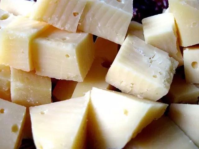 Ya ni un chin de queso se puede comer