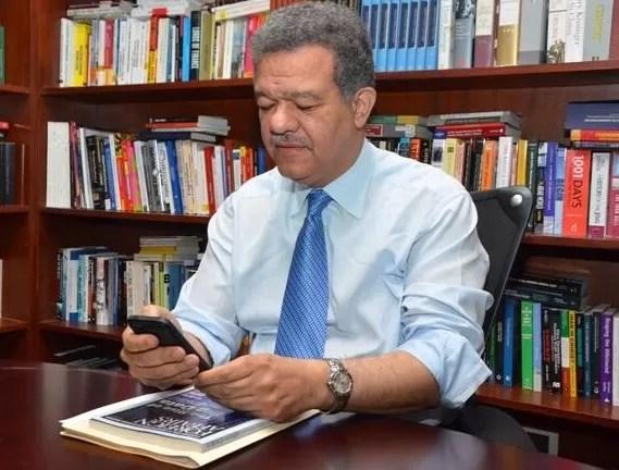 Leonel Fernández dice esperará lo que diga Danilo sobre reelección