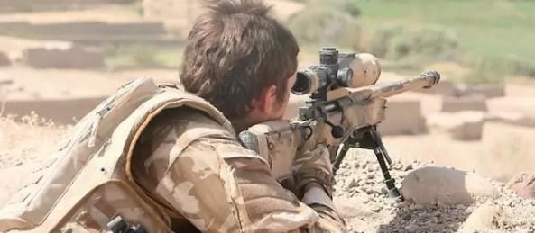 francotirador soldado