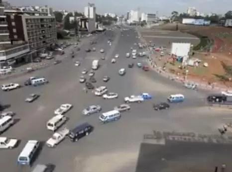 La intersección más peligrosa del mundo (Video)