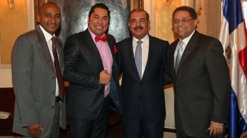 El Pacha, Danilo y Domingo