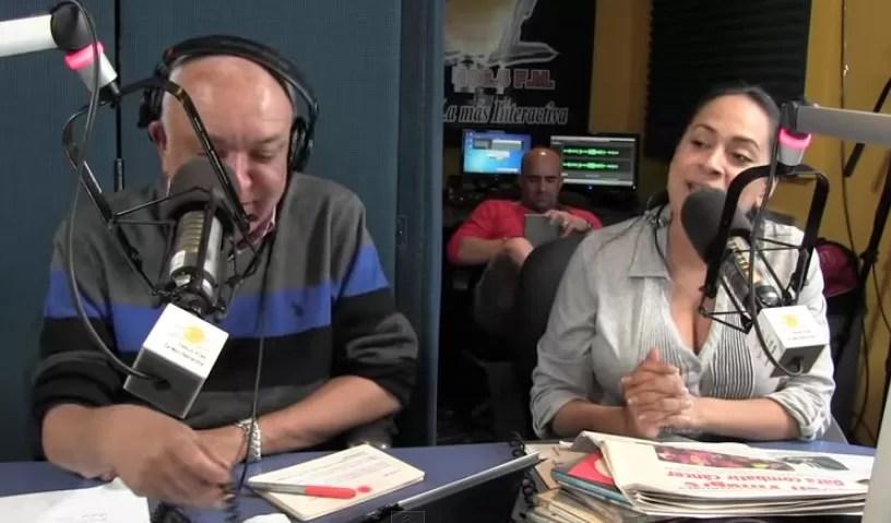 Diana imitando a Karen Yaport y Pamela Sued (video)
