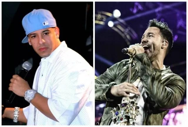 Daddy-Yankee-Romeo-Santos-foto-archivo